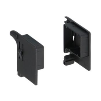 Dometic™ 105311795 Glass Lid Handle End Caps