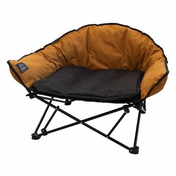 Kuma Outdoors 844-SB Camping Cushioned Dog Bed - Sierra