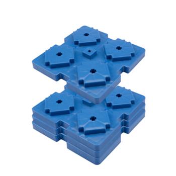Superior RV 17012-4 RV Interlocking Leveling Blocks - 4 Pack