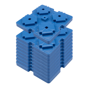 Superior RV 17012-10 RV Interlocking Leveling Blocks - 10-Pack