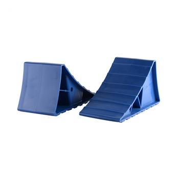 Superior RV 17016-2 RV Blue Wheel Chocks 2-Pack