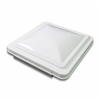 Superior RV VL200W RV Cover Hinge & Dome - White