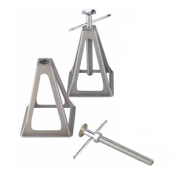 Superior RV SJ-2 RV Trailer Stabilizer Jack Stands - 2 Pack