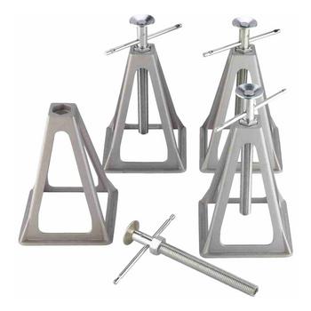 Superior RV SJ-4 RV Trailer Stabilizer Jack Stands - 4 Pack