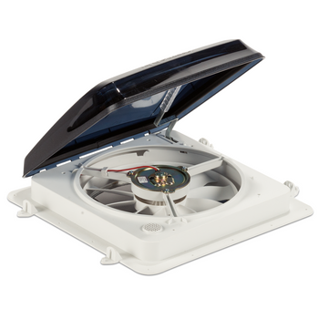 Dometic™ FanTastic 801450 RV Roof Vent w/ 12V Powered Fan - Manual Lift