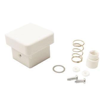 Happijac White Cap Kit for Happijac Manual Crank Jacks