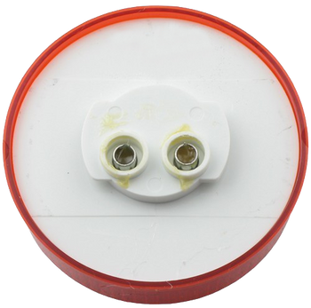ECO Series L14-0065R LED Marker / Clearance Round Light - Red