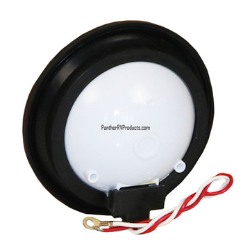 "ECO Series 1T-400C Trailer Back Up Light 4"" Round - White"
