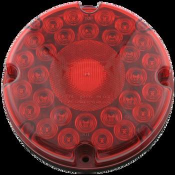"ECO Series 1T-L24R Transit LED 7"" Round Bus Light 31 Diode"