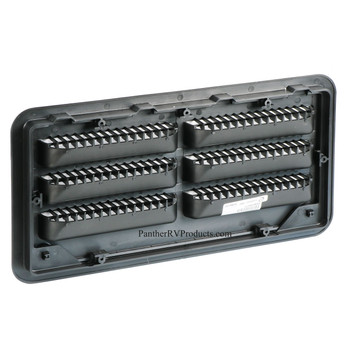 Dometic™ 3109492.004 RV Refrigerator Vent and Access Door - Black