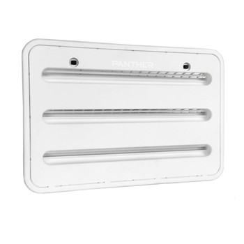 Dometic3109492004Refrigerator Sidewall Access Vent Black