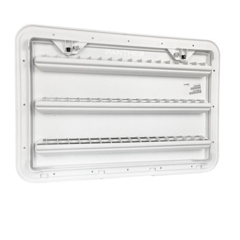 Dometic™ 3316941.010 RV Refrigerator Vent Assembly - Polar White