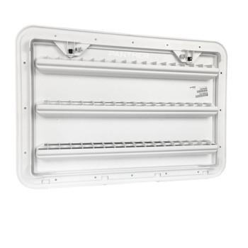 Dometic™ 3316941.010 RV Refrigerator Vent Assembly - Polar White