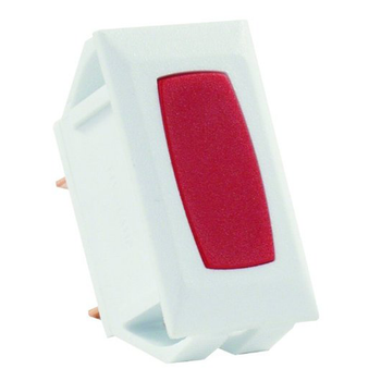 JR Products 12755 Interior Indicator Light - Red/White