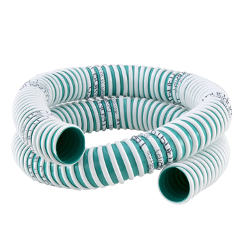 "Flexible Polyethylene Fresh Water Fill Hose 1-3/8"" I.D. - 5 Ft."