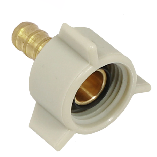 "BestPex 51176 Fresh Water Adapter Fitting 3/8"" PEX x 1/2"" FPT Swivel"
