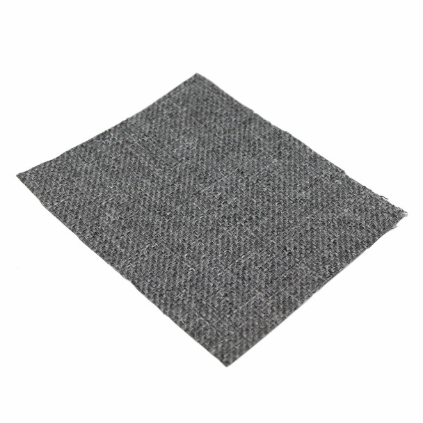 """Marathon Grey Heather Tweed 54"""" Upholstery and Wall Fabric (Sold by the Yard)"""