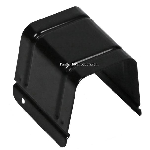 Rieco Titan 993112 Truck Camper Jack Gear Box Cover - Black
