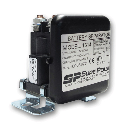 Sure Power 1314a Uni Directional Battery Separator