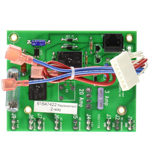 Dinosaur Elect 61647422 Replacement Norcold Refrigerator