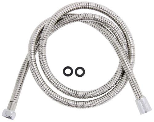 Camco 43716 Replacement Flexible Showerhead Hose 60 Quot Chrome