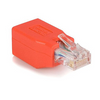 Cat5E and Cat6 Crossover Adapter (Commercial Grade)
