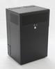 10U + 4U Vertical MiniRaQ Secure - Compact with Vented Bottom by Black Hawk Labs
