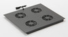 Vertical MiniRaQ Secure Series 16U Fan Tray by Black Hawk Labs BH2030