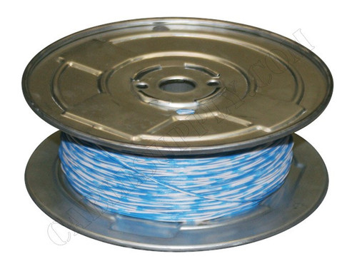 Cross Connect Wire Single Pair , Blue White,  1000FT