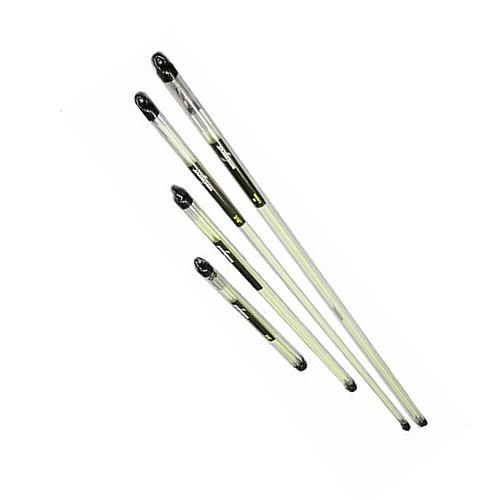 Jameson Fishing Rod Kit 18FT 5/32in Diameter 6 Piece 3FT x 1/4IN Rods  One Bullet Nose with Eyelet  One Hook