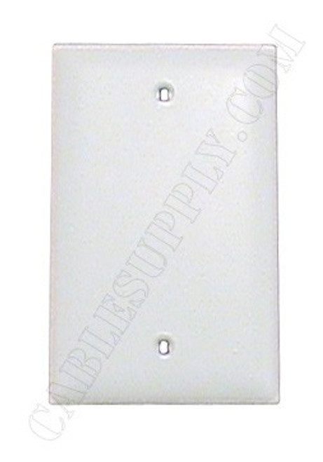 Blank Wall Plate