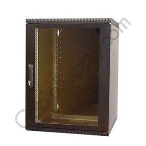 Data Cabinet - Wall Mountable - 12U with 20-inch Depth