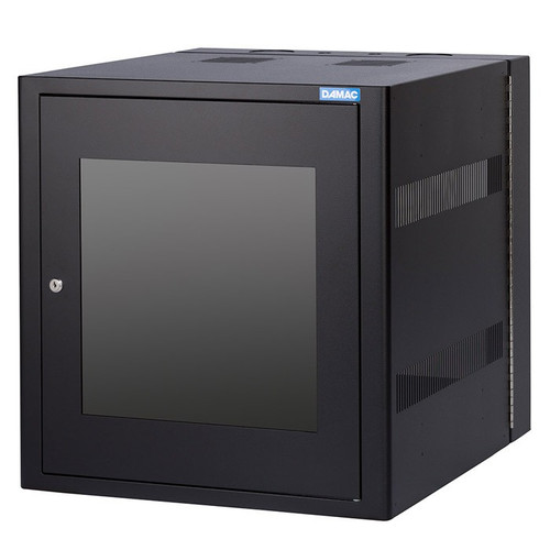 Data Cabinet Standard Wall Mount Rack 19in 12U, 18U, or 26U by DAMAC
