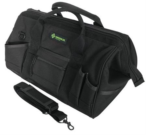 Heavy Duty Multi Pocket Bag by Greenlee