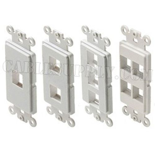 Keystone Plates and Surface Boxes - CableSupply