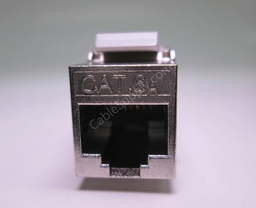 Cat6a Shielded Toolless Keystone Computer Jack