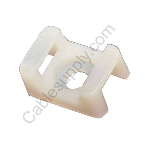 Large Cable Tie Holders 100 Pack from Dolphin