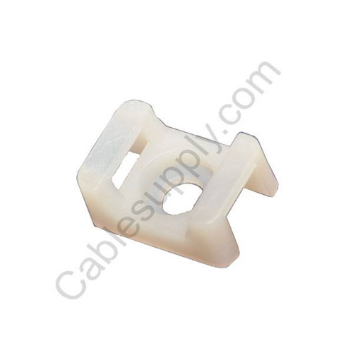 Small Cable Tie Holders 100 Pack from Dolphin