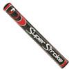 Super Stroke Slim Series Putter Grips - Black/Red
