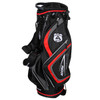 ACCRA Stand Bags - Black/Red