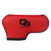 Red Gloveskin Blade Putter Covers