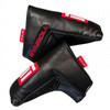 EVNROLL ER2 Mid Blade Black Putter Covers