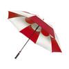 Wind Vent Umbrella - Red/White