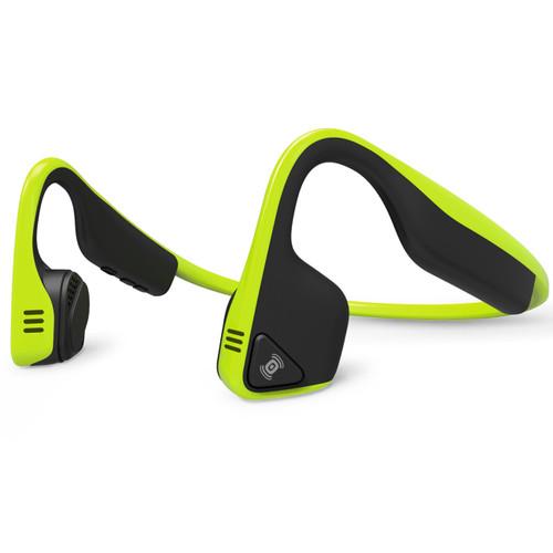 Trekz Titanium Lightweight Wireless Headphones - green