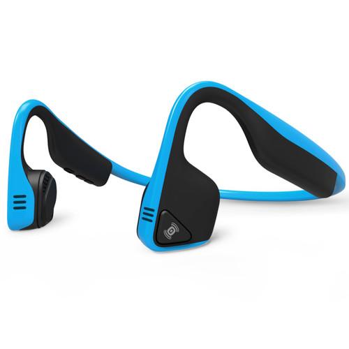 Trekz Titanium Lightweight Wireless Headphones - Blue