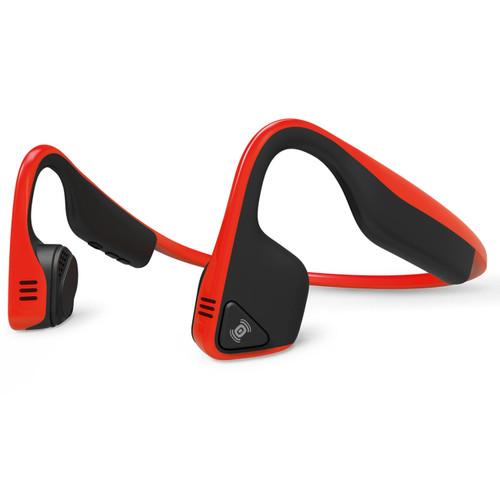Trekz Titanium Lightweight Wireless Headphones - Red