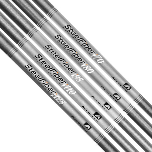 AeroTech SteelFiber Graphite Wedge Shafts