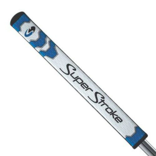 Super Stroke Counter Core Flatso Putter Grips - Blue