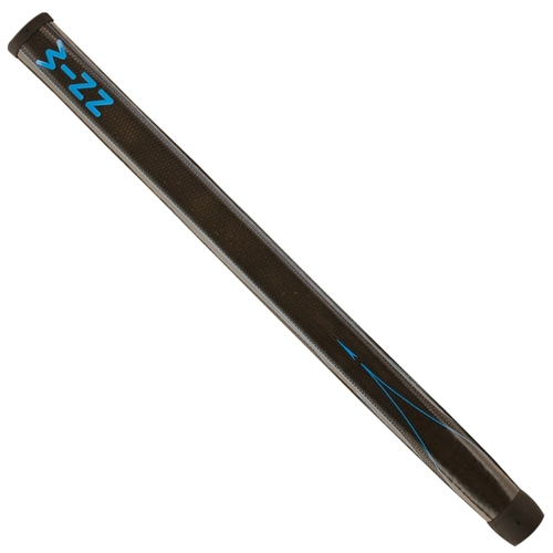 "Winn Long 15"" Black Putter Grips"
