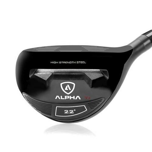 Alpha Vx Hybrid Heads - Bottom
